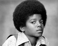 Michael Jackson a child