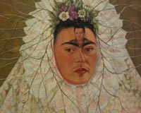 Frida Kahlo Self Portrait As A Tehuana Diego On My Mind