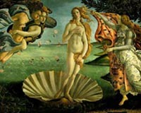 Venus Botticelli The Birth Of Venus