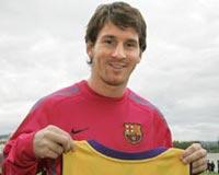Lionel Messi 09