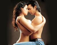 Pak Film Star Veena Malik Hot Ashmit Patel