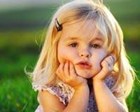 sevimli kız bebek
