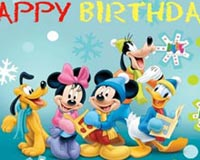 Disney Celebrates The Day Of Your Birthday