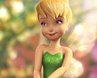 3D Cartoon Tinker Bell