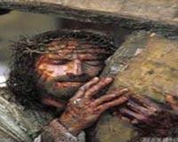 Jesus In Water
