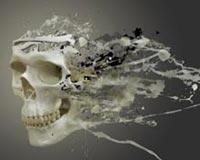 Liquefied Skull