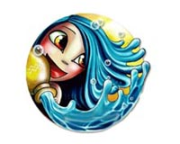 Aquarius Girl 01