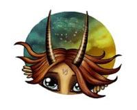 Capricorn Girl 01