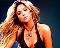 Shakira is looking sexy