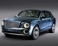 Bentley Exp 9F Suv Concept