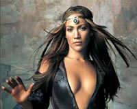 Jennifer Lopez mythological