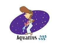 Aquarius Water Over