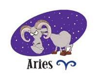 Aries Ram Over