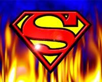 Superman Fire