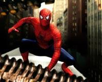 Spiderman style