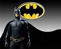 Batman and Logo