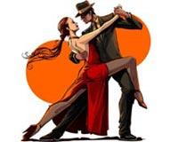 Tango Dans Duruş