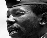 Colonel Mengistu Hailemariyam