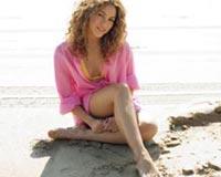 shakira On The Beach