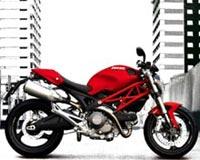 Ducati Monster 01