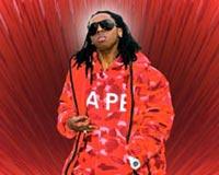 Lil Wayne Red 01