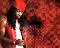 Lil Wayne In Red