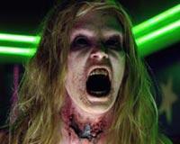 Horrible Woman Zombie