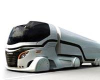 Futuristic Truck Concept