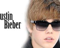 Justin Bieber With Sunglasses