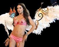 Adriana Lima Walk Podium
