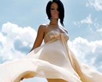 Rihanna Sun Dress