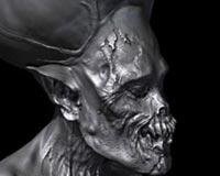 Metallic Under Skin