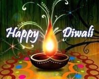 Hindu Festival Is Diwali Of Lights