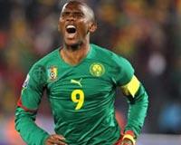 Samuel Etoo Cameroon