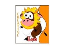 Creative Leo Cow