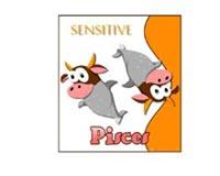 Sensitive Pisces Cow