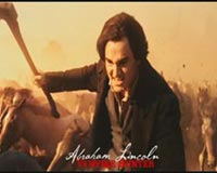 Abraham Lincoln Vampire Hunter 01
