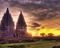 The Lost Hindu Temple