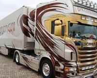 Scania Truck 01