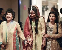 Navin Waqar Wedding Photos Husband Azfar Ali