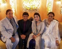 Navin Waqar Wedding Photos Husband Azfar Ali 02