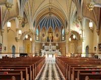 Kościół katolicki w Roanoke Wirginii