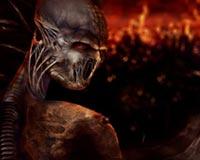 Demon Hell Horror