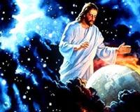 Jezus w Blue