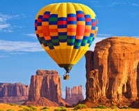 Arizona USA Hot Air Balloon