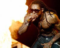 Lil Wayne Nice Singing