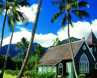Hawaii Church Kauai