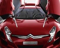 Red Citroen GT