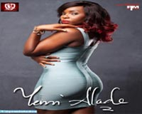 Yemi Alade In White
