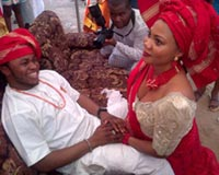 Yemi Sax Wedding 10